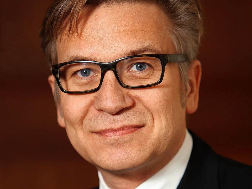 Josef Braml, Leiter der Redaktion und ...ftsführender Herausgeber DGAP-Jahrbuch  | Foto: dirk enters_Berlin