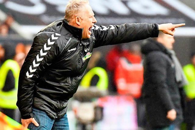 Streichs Marschroute fürs Mainz-Spiel:
