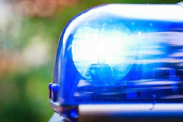 Radfahrerin stößt mit Straßenbahn zusammen und wird verletzt