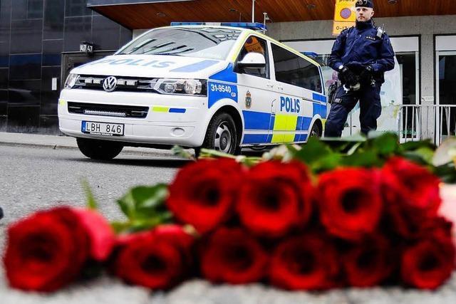 Was wir über die Tat in Stockholm wissen – und was nicht