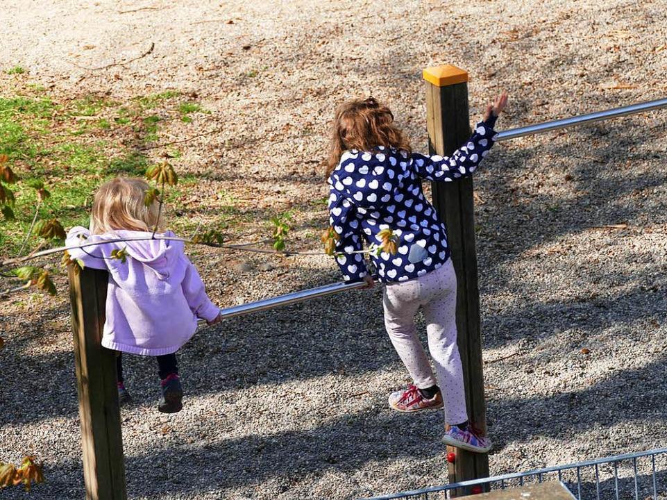 Für die Kinderbetreuung stehen nicht genügend Fachkräfte zur Verfügung.  | Foto: Ingrid Böhm-Jacob
