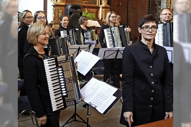 Bach mit Piazzolla im Kloster vermählt