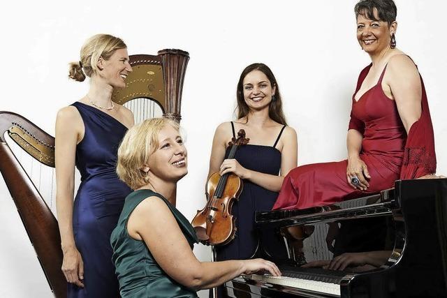 Ladies-Classic-Quartett in Höchenschwand