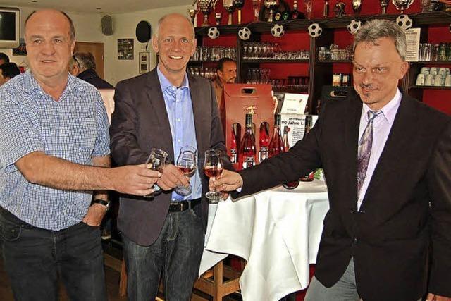 Sportverein Rot-Weiss plant zum 90. Geburtstag ein großes Festwochenende