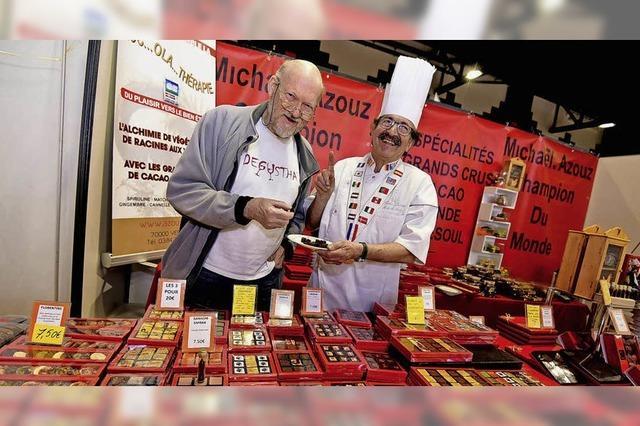 Feinschmeckermesse Degustha hat ihr Profil um Tourismus erweitert und ein neues Domizil im Forum in Saint-Louis