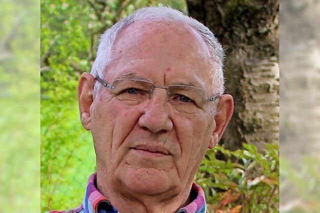 Schutzpatron ist 80 Jahre alt