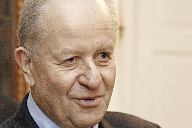 Zum 80. Geburtstag des Historikers Wolfgang Reinhard