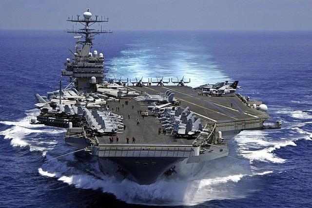 USA erhöhen Druck im Streit mit Nordkorea