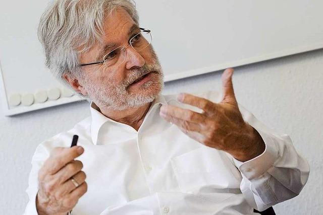 Thomas Hauser ist neuer Ombudsmann der Badischen Zeitung
