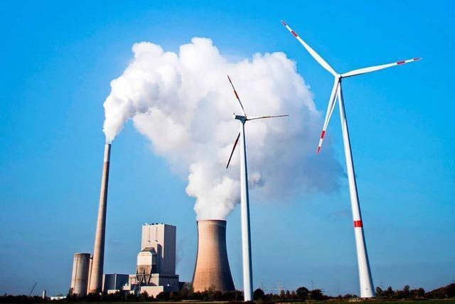 Die Kohle wird zum Auslaufmodell