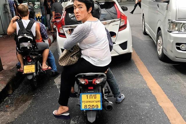 Warum am Songkran-Fest so viele Menschen sterben