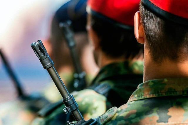 275 rechtsextreme Verdachtsfälle bei der Bundeswehr