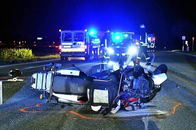 Lahr: Fünf Verletzte bei einem Zusammenstoß