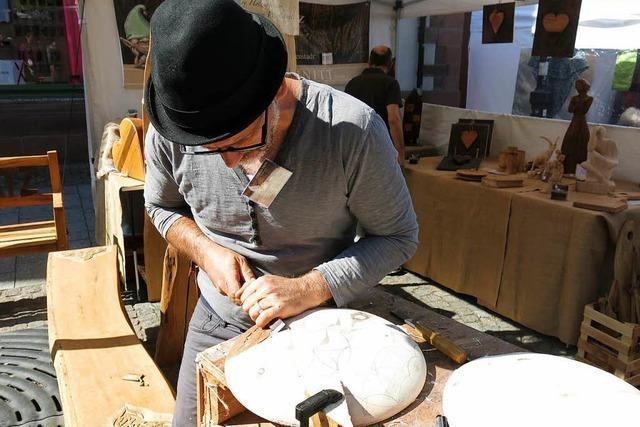 Künstlermarkt lockt Tausende in die Stadt