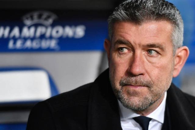 FC Basel plant Zukunft ohne Trainer Urs Fischer