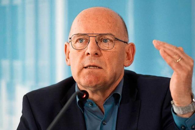 Hermann fordert weitere Verbesserungen von der Bahn