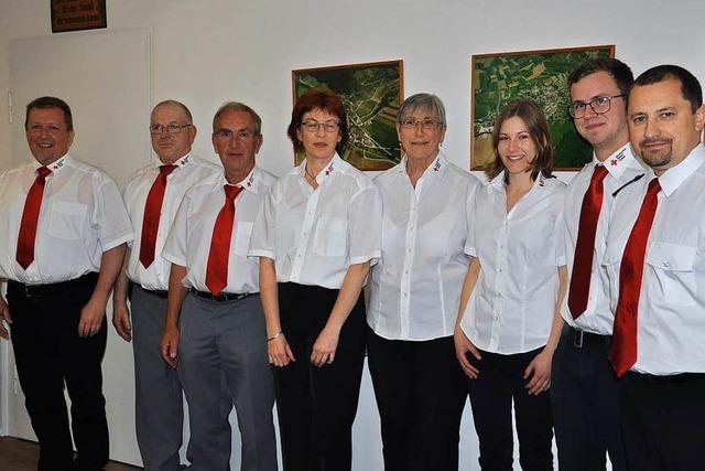 5267 Dienststunden beim DRK Wollbach