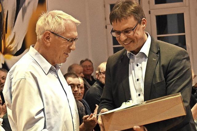 Gustav Rinklin beendet seine lange journalistische Arbeit