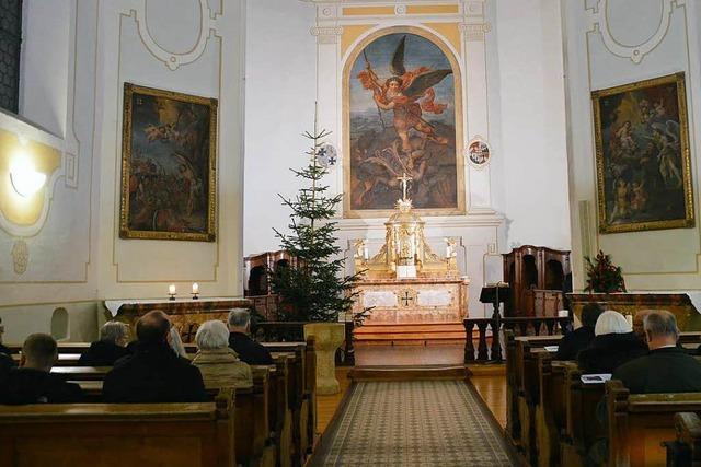 Kirchengemeinden feiern Ostern in der Schlosskirche