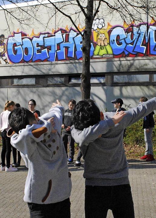 Liegt beim Wechsel nach der Grundschule voll im Trend: Das Gymnasium.  | Foto: Sylvia-Karina Jahn