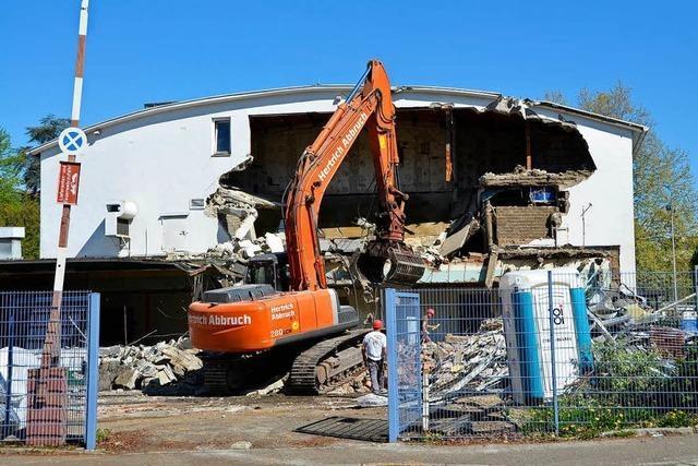 Ende einer Legende: Das Lifa-Kino wird abgerissen