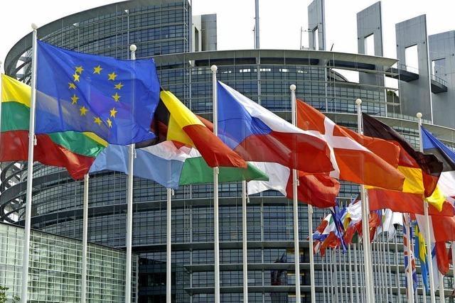 Leidenschaftliches Plädoyer für Europa