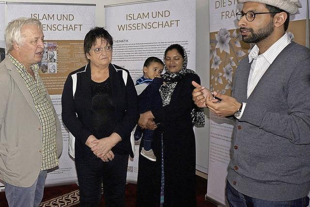 Ahmadiyya-Muslim-Gemeinde in Waldshut-Tiengen hat neue Moschee