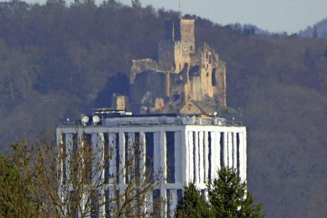 Hotel mit Schloss-Suite