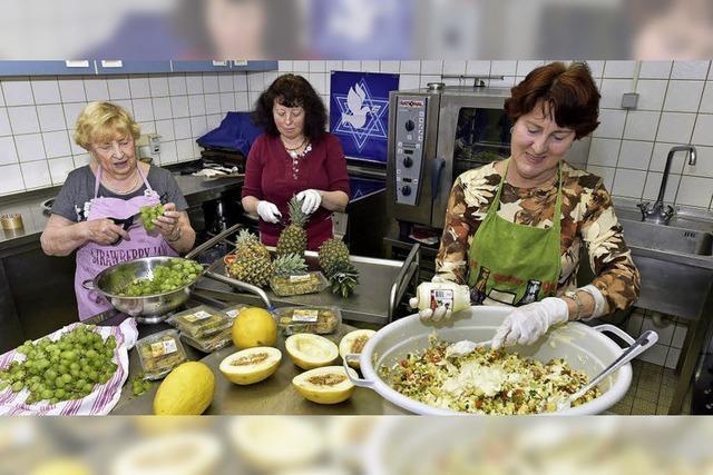 Das jüdische Pessach-Fest hat begonnen – auch in der Synagoge Freiburg