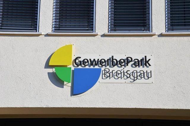 Zustimmung zur Gewerbepark-Erweiterung