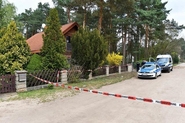 Sohn tötet Mutter: Blutiges Drama am Waldrand