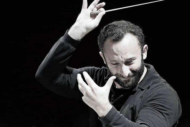 Die Dirigenten Petrenko und Rattle in Baden-Baden