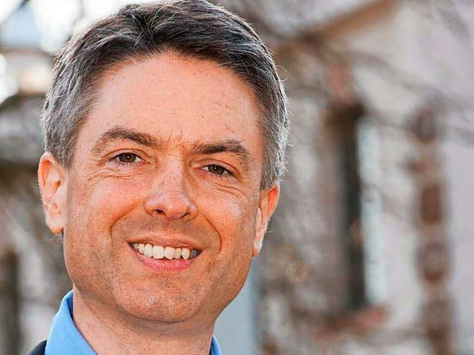 Grünen-Gemeinderat und Rechtsanwalt Thomas Pantel  | Foto: Privat