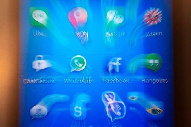 Socializing im Netz