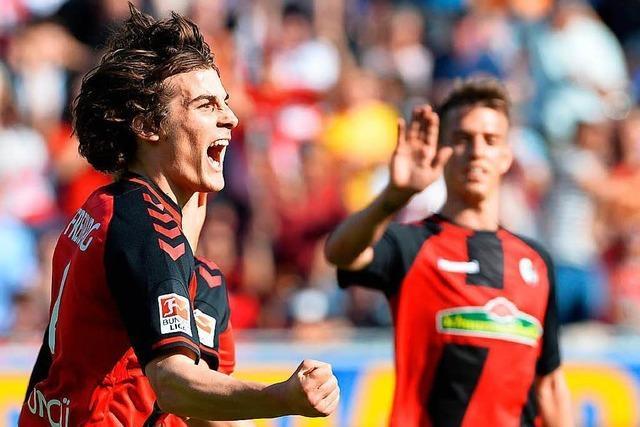 Nicht alle Fans des SC Freiburg hoffen auf die Europa League