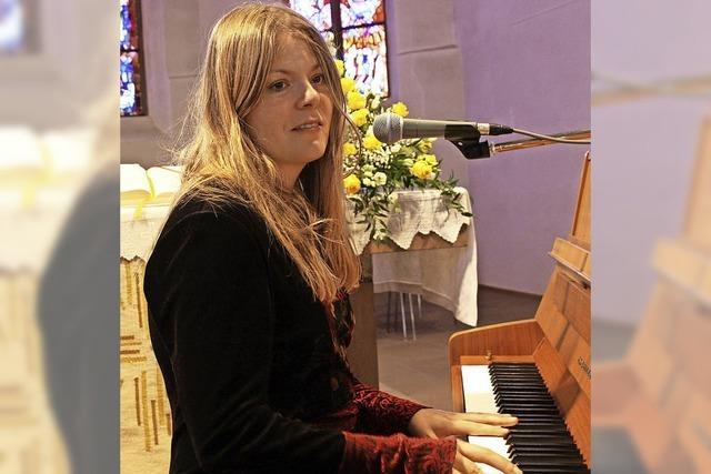 Meisterschaft am Klavier, heitere Prosa und poppige Lieder