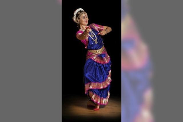 Indischer Tanz im Südufer