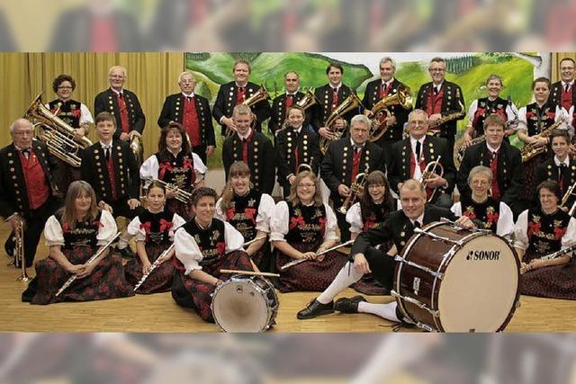 Musikverein Albtal in Immeneich