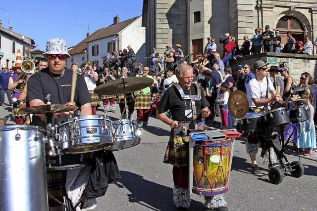 Carnaval in La Vôge les Bains