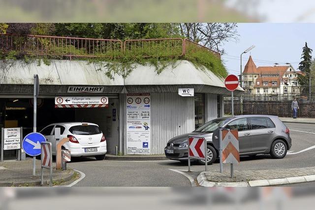 Ersatzweises Parken beim Finanzamt?