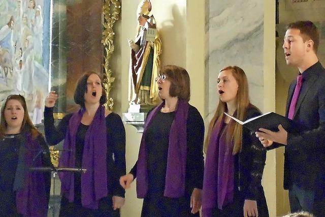 Kirchenmusik mit großem Spektrum