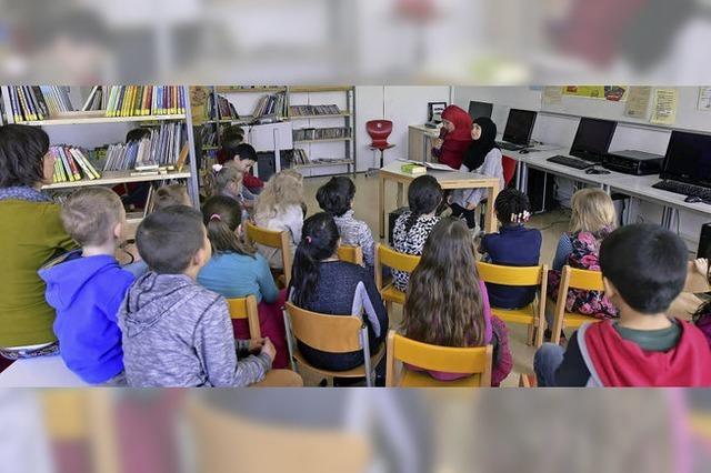 So sollen Schulanfänger in Freiburg schneller und besser Deutsch lernen