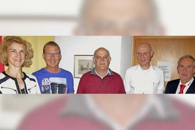 Walter Bürgin hat schon 100-mal Blut gespendet