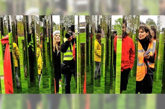 Für mehr als 130 Millionen Euro entsteht in Berlin eine grüne Oase – mit Gartenlandschaften aus aller Welt