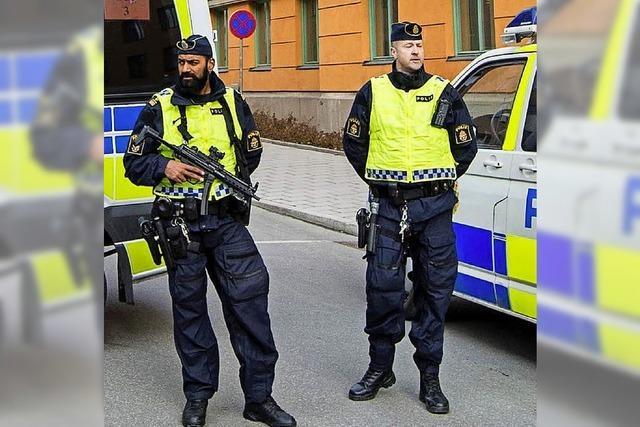 39-jähriger Usbeke gesteht den Anschlag in Stockholm