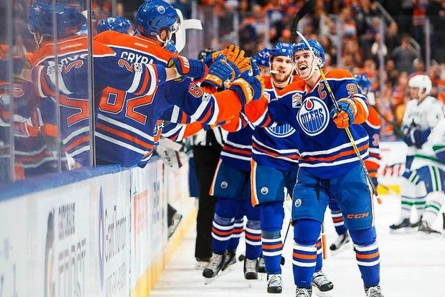 In der NHL startet der Kampf um den Stanley Cup