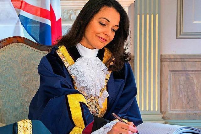 Kaiane Aldorino ist die schönste Bürgermeisterin der Welt