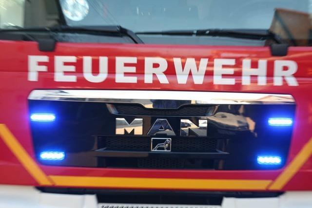 Grenzach-Wyhlen: Auto brennt aus – Brandstiftung?