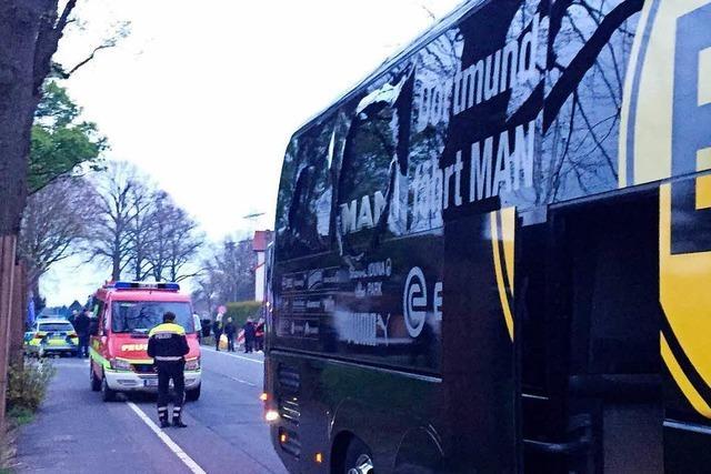 Anschlag auf BVB-Bus: Was wir wissen und was nicht