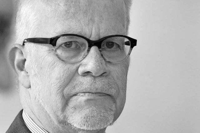 Langjähriger Freiburger Rathaussprecher Walter Preker gestorben